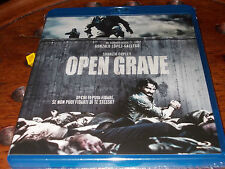 Open grave Blu-Ray ..... Nuovo