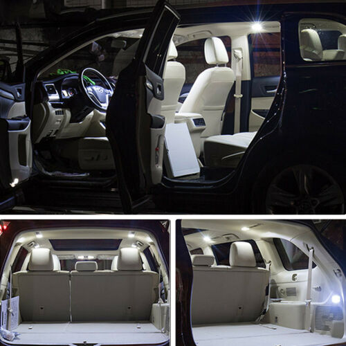 Fit Honda Accord 4dr Sedan 2dr Coupe 10X LED Light Headlight Strip Bulbs 2013