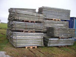 Layher Baugerüst für ca. 65qm Arbeitsfläche - 84371 Triftern,  Bayern, Deutschland - Layher Baugerüst für ca. 65qm Arbeitsfläche - 84371 Triftern,  Bayern, Deutschland