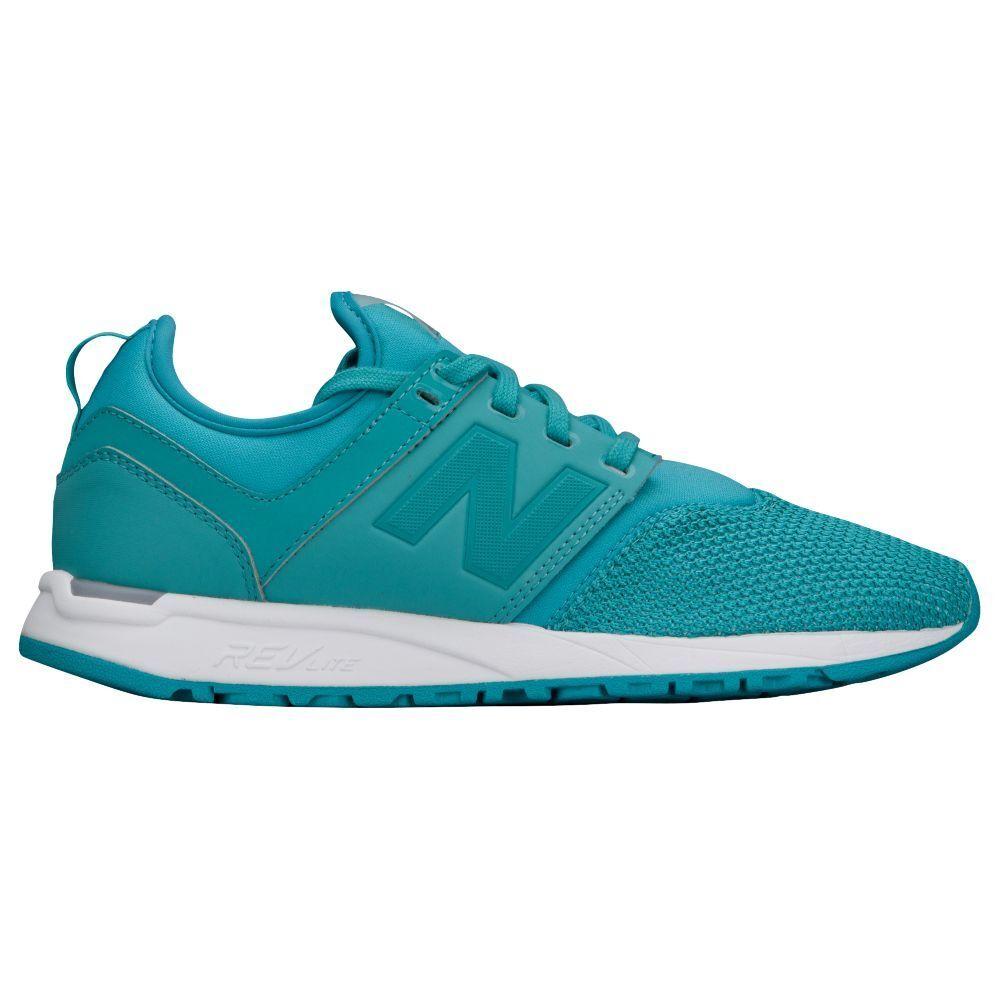 New Balance 247 Women's Women's Women's Sneaker shoes Aqua Foam White WRL247CC 5809d8