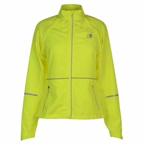 Karrimor Xlite Convert Jacket Ladies Performance Coat Top Lightweight Zip Mesh