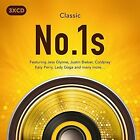 Classic No.1s by Various Artists (CD, Sep-2016, 3 Discs, Rhino (Label))