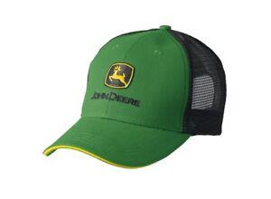 Genuine-John-Deere-California-Trucker-Cap-Hat-Adults-MCJ099399072
