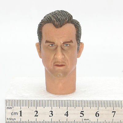 XB122-34 1//6 Scale HOT Call of Duty Soap Head Sculpt w//h Neck Joint male TOYS