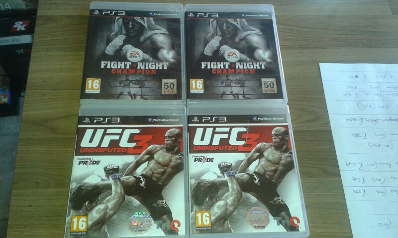 nowe tanie popularna marka sklep internetowy FIGHT NIGHT CHAMPION PS3 (LOTS OF OTHER TITLES IN STORE)!! | Goodwood |  Gumtree Classifieds South Africa | 156429987