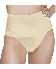 bd29c09c56e Rago Light Control Wide Band Thong Panty Style 801 Beige Medium 801 ...