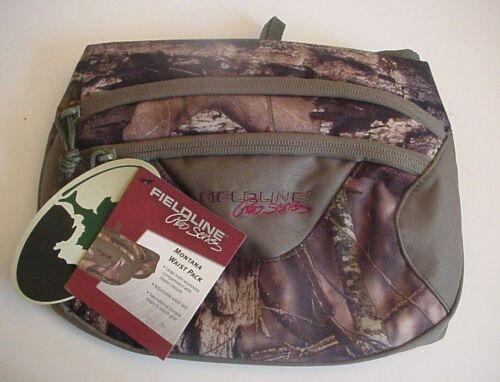 Fieldline Pro Series Montana Waist Fanny Pack Camouflage Mossy Oak Realtree
