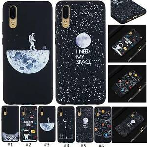 Details about UK Store Flexible Silicone Thin Gel Skin Case Cover For  Huawei P20 Lite Honor 8X