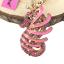 Women Betsey Johnson Pendant Jewelry Rhinestone seahorse Enamel Necklaces