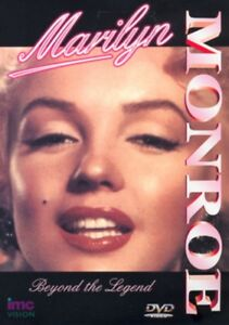 Nuovo-Marilyn-Monroe-Geyond-The-Legend-DVD