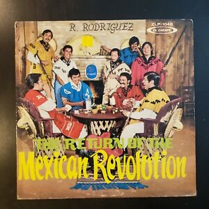 The-Mexican-Revolution-034-The-Return-of-the-Mexican-Revolution-034-Vinyl-Record-LP