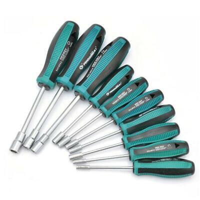 Metal Hex Nuts Key Socket Screw Driver Wrench Screwdriver Repairing Tool M3-M10