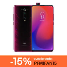 "Xiaomi MI 9T (Redmi K20) 6GB 64GB Cellphone 6.39"" 48MP NFC Global Version -Red"