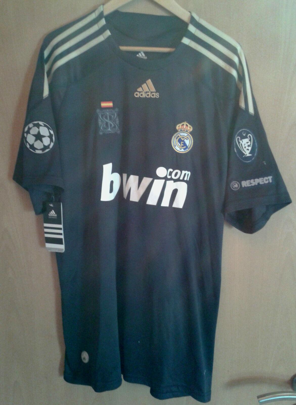 Ronaldo 9 Trikot + Hose Real Madrid CL CL CL Champions League Gr. XL - selten Sammler 07d287