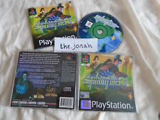 Syphon Filter 3 PS1 (COMPLETE) Sony PlayStation action black label