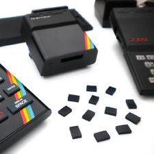 New Sinclair ZX Spectrum, ZX81, ZX Microdrive Replacement Rubber Feet - 12 Pack