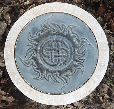 Celtic Sidewalk /& STEPPING STONES Mould Formwork form concrete /& Plaster Casting-G0100
