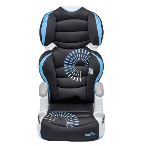 Evenflo Safe Car Seat Back Booster Carseat Baby Toddler Child Big Kid Safety Van