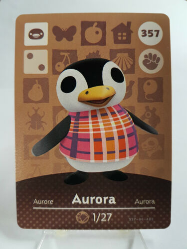 Animal Crossing Happy Home Designer Amiibo Card part 5