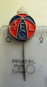 Royal Football Club de Liege vintage crest badge stick pin anstecknadel - Solec Kujawski, Polska - Royal Football Club de Liege vintage crest badge stick pin anstecknadel - Solec Kujawski, Polska