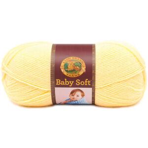 Lion-Brand-Baby-Soft-Yarn-Lemonade-920-160