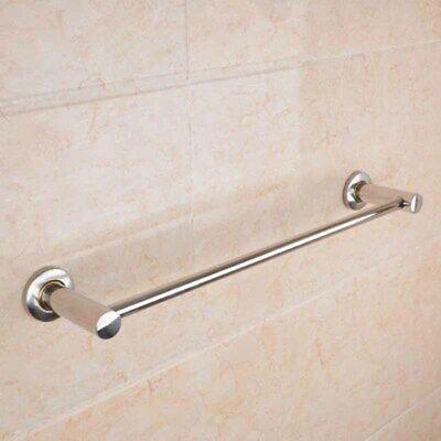 No Traces Modern Towel Bar Rack Holder For Bathroom 50CM Stainless Steel
