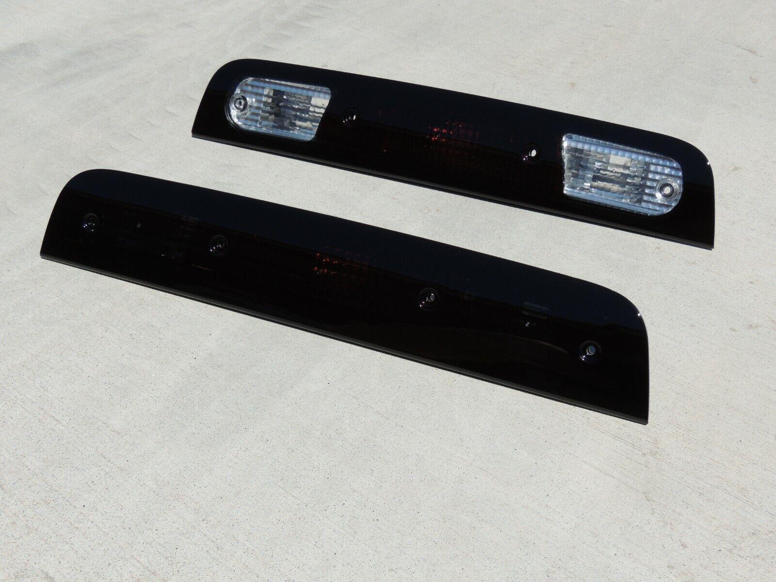 "Ford Mustang Ranger 5x1.25/"" 4.0L Chrome w// Red Decimal Fender Trunk Emblem"