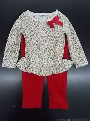 Infant Girls Fisher Price 2pc Fleece w// Owl Set Size 12 Months 24 Months