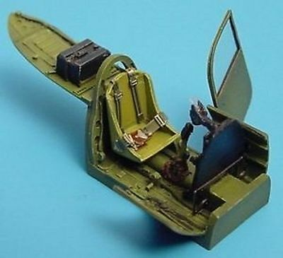 Aires 7044 1/72 P39Q/N Cockpit Set For Academy