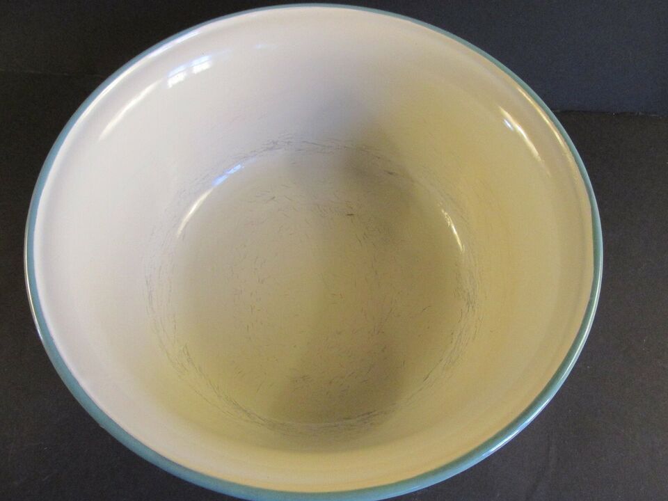 Emalje, Vaskefad ca. 4 liter., Kockums emalje.