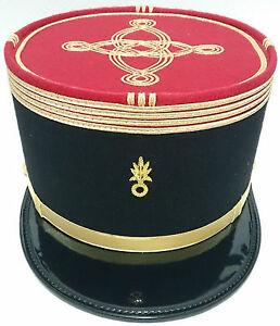 Kepi-de-Officier-COMMANDANT-LEGION-ETRANGERE-Taille-L-TT-59