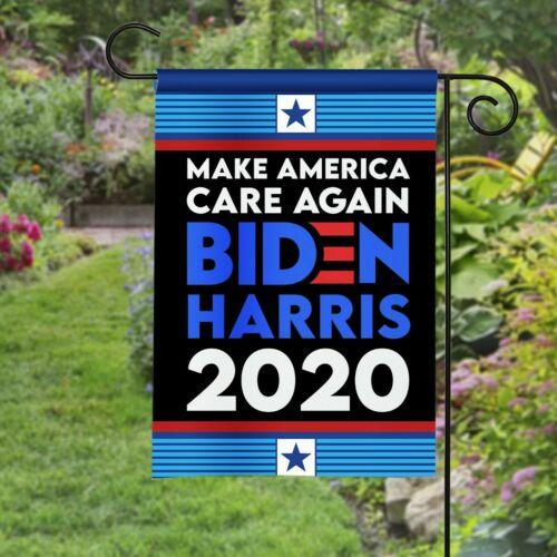 Kamala Harris Political Flag Biden for American * Biden Harris 2020 Garden Flag