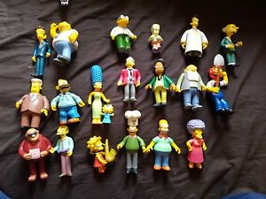 The-Simpsons-Figures-WOS-World-of-Springfield-Figures-Playmates-Make-Selection