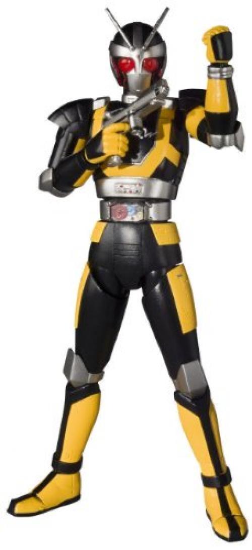 Nouveau S.H.Figurines Masqué Kamen Rider Noir Rx Robot Cavalier Figurine