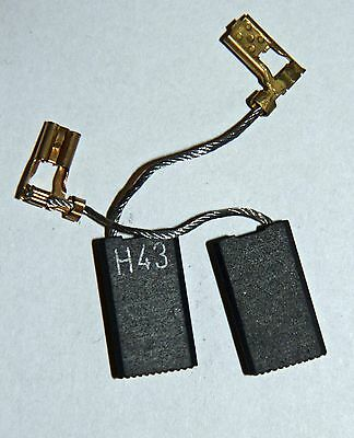 Kohlebürsten für Bosch AKE 35 B AKE 40 B AKE 300 B 2055 6,3x12,5x22mm