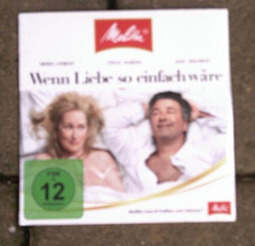 1 von 1 - DVD neu - Wenn Liebe so einfach wäre - Meryl Streep, Alec Baldwin, Steve Martin