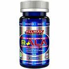 ALLMAX Nutrition R+ Alpha Lipoic Acid Max Strength  Dietary Supplement - 60 Capsules