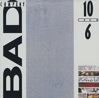 Bad Company - 10 From 6 - Greatest Hits Cd - Brand Sealed Free Shipping