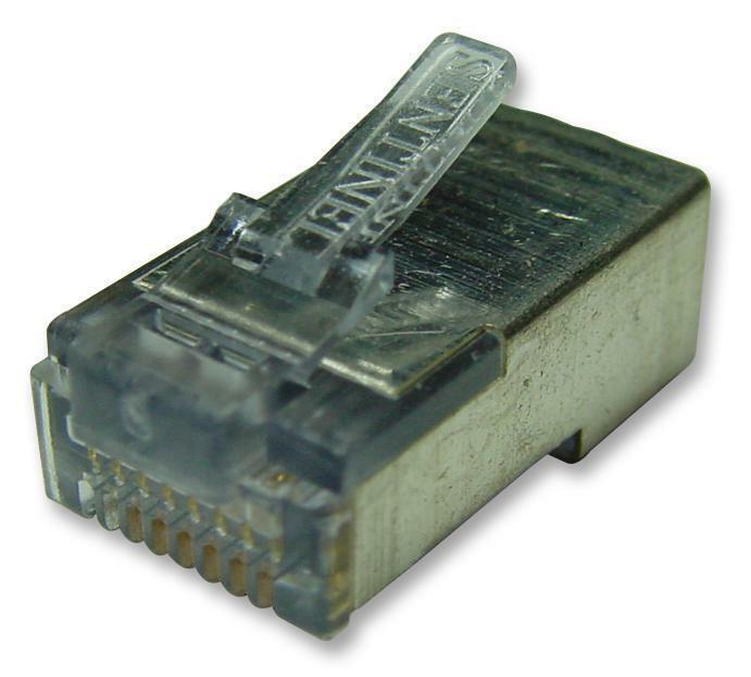 SHIELDED RJ PLUGS CONNECTORS MODULAR - CZ86760