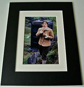 Deborah Watling Signed Autograph 10x8 photo mount display TV Doctor Who amp COA - <span itemprop=availableAtOrFrom>Warrington, United Kingdom</span> - All items can be returned for a full refund within 14 days of purchase as per ebay selling policy, no quibble money back guarantee if not 100% satisfied. Most purchases from business s - Warrington, United Kingdom
