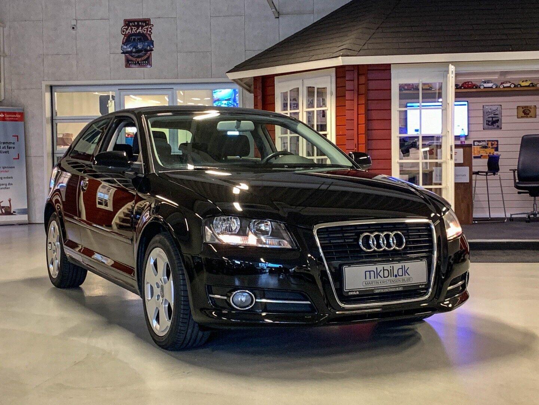 Audi A3 1,6 TDi Attraction S-tr. 3d