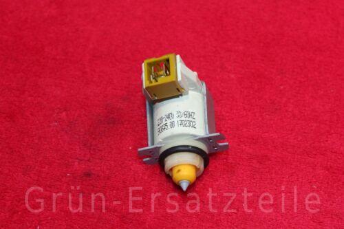 ORIGINAL Magnetventil 90875.00 AEG Electrolux Privileg Ventil Regenerierventil