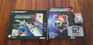 Lylat-Wars-Nintendo-64-Big-Box-w-manual-and-rumble