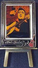 Elvis Presley Sun Large Signature Pin Easel Picture Frame Joe Petruccio Artwork