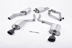 MILLTEK-AUDI-S5-3-0-TFSI-B8-Coupe-Cabrio-S-Tronic-Cat-Indietro-Scarico-09-11-SSXAU266