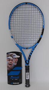 NEU-Babolat-Pure-Drive-2018-mit-Design-Profi-Besaitung-Tennisschlaeger