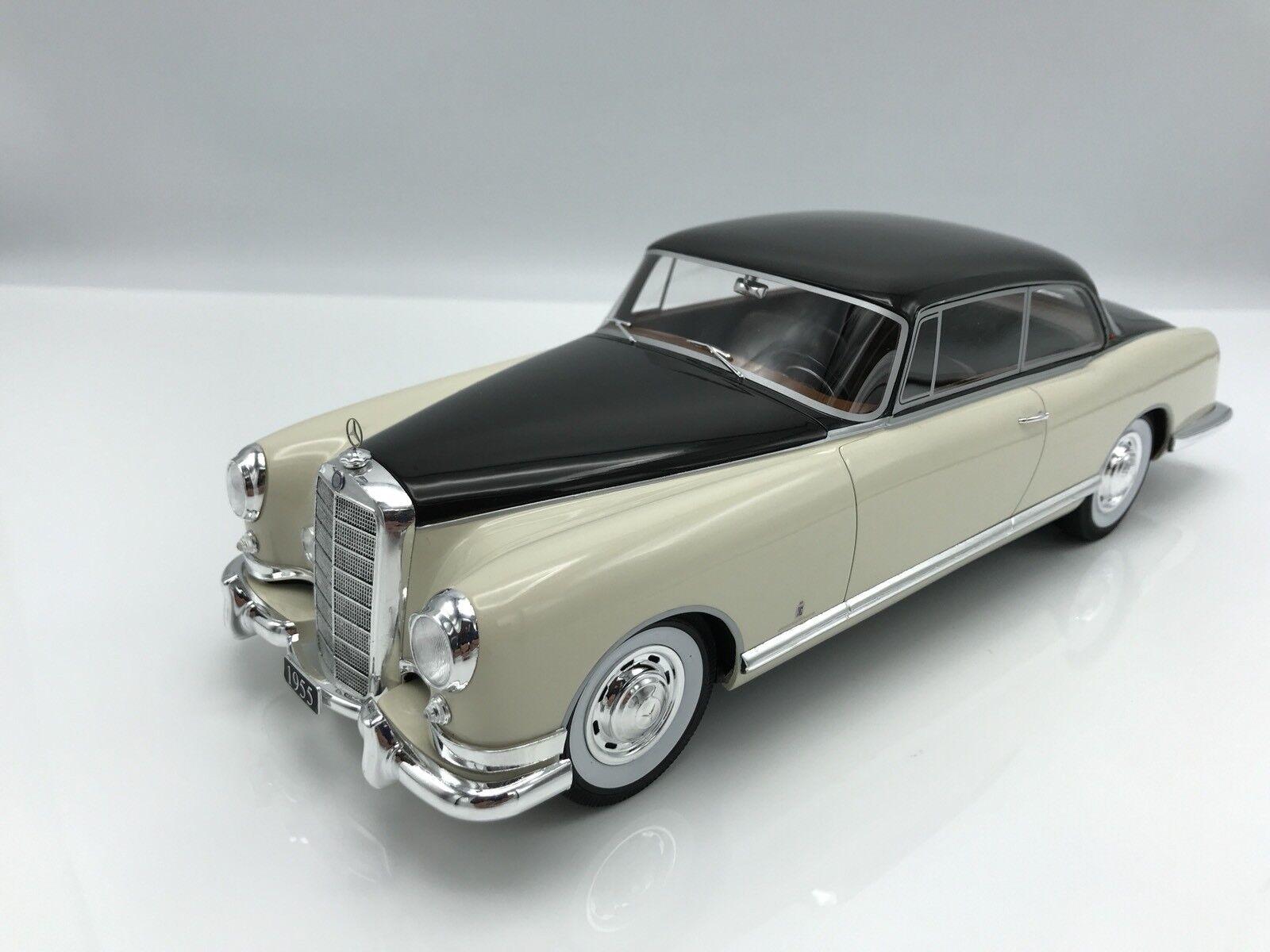 Mercedes 300b sensible 1955 Beige Marron Foncé 1 18 BoS    New     Sale