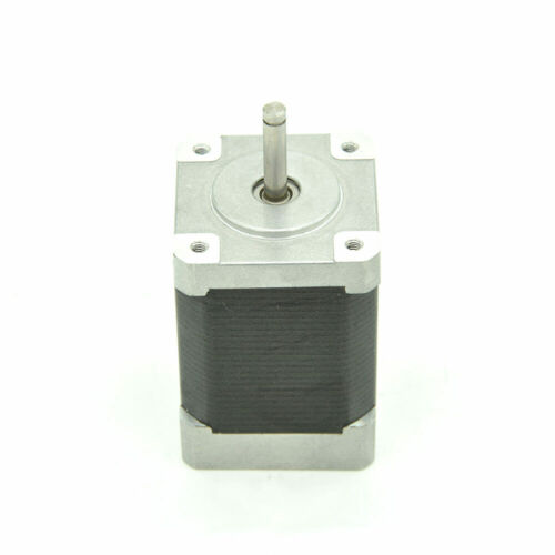 NEMA14 Stepper Motor 50.5mm Length 4mm Motor Shaft Flat to 3.5mm