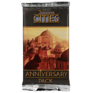 Repos Production 7 Wonders Anniversary Pack - Cities Erweiterung