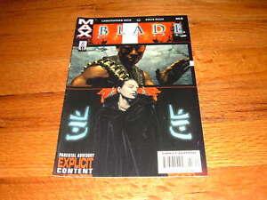 BLADE-Vol-2-4-2002-Christopher-Hinz-STEVE-PUGH-comic-Book-Horror-Vampire-Scary